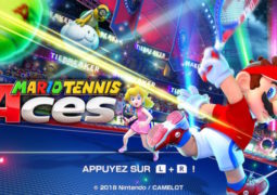 Mario Tennis Aces Screen 2
