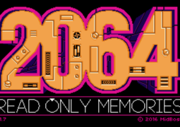2064 Read Only Memories - A la Une