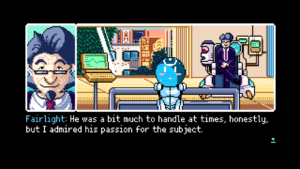 2064: Read Only Memories - Mr.Fairlight