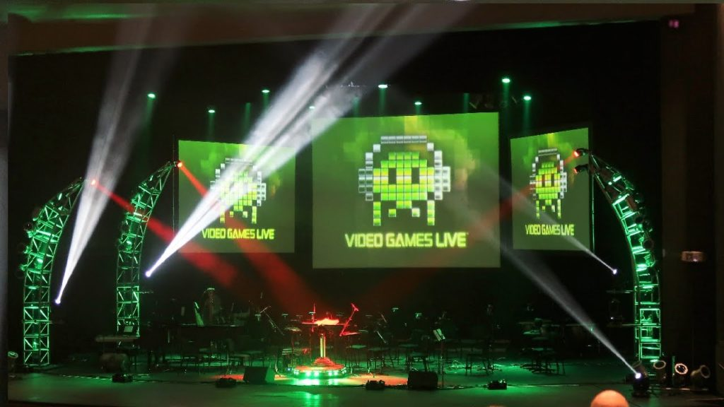 Médiationsation JV - Video Games Live
