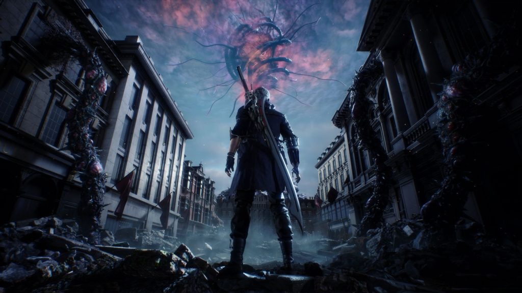 Devil May Cry 5 - PGW 2018 Preview 1