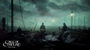 Call of Cthulhu - Darkwater