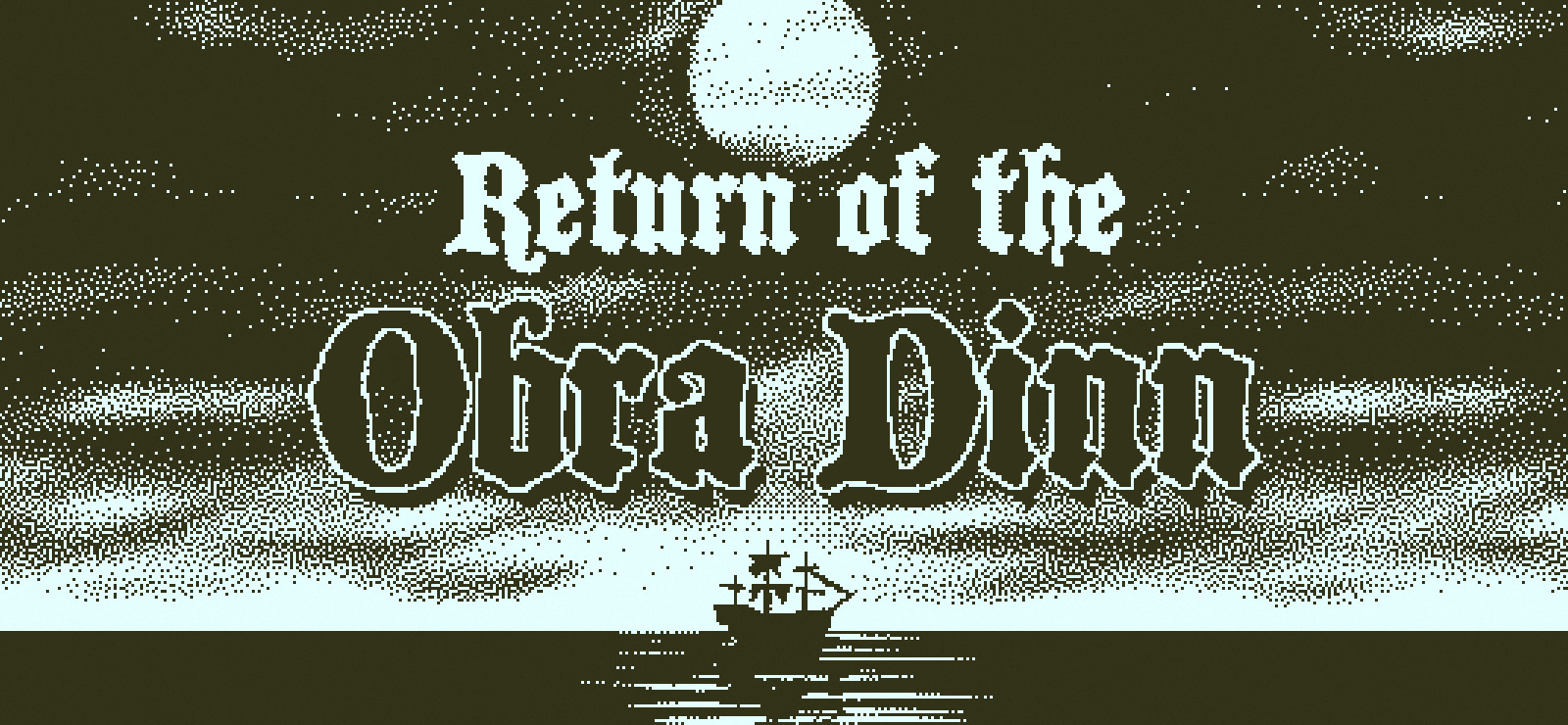 Return of the Obra Dinn - titre