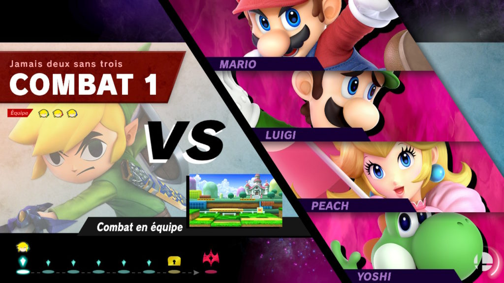 Test Super Smash Bros Ultimate - 4