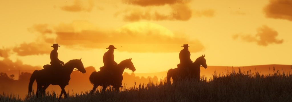 Red Dead Redemption 2 - cross-platform