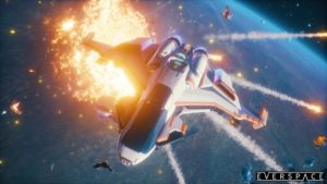 EVERSPACE - explosion