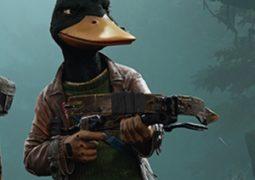 Mutant Year Zero : Road To Eden - Un porc et un canard entrent dans un bar…