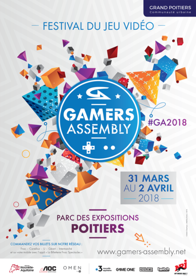 Gamers Assembly 2019 inclusive