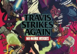 TEST Travis Strikes Again No more heroes - front