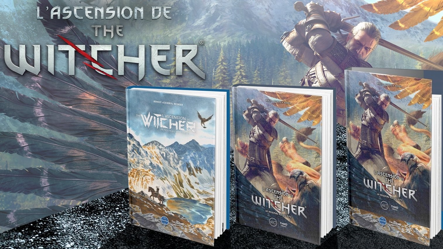 Ascension The Witcher