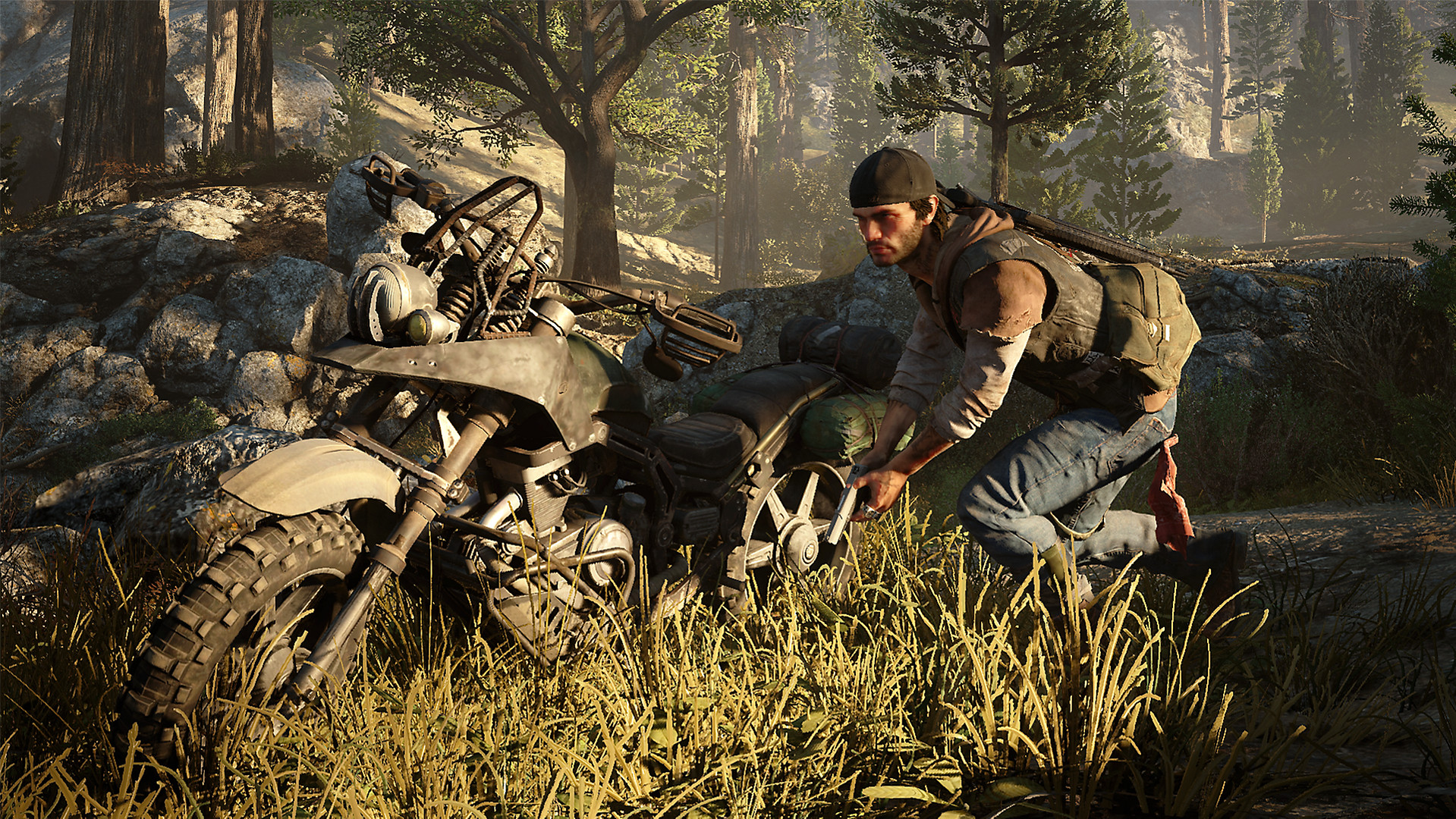 Days Gone - Augmentation santé endurance concentration