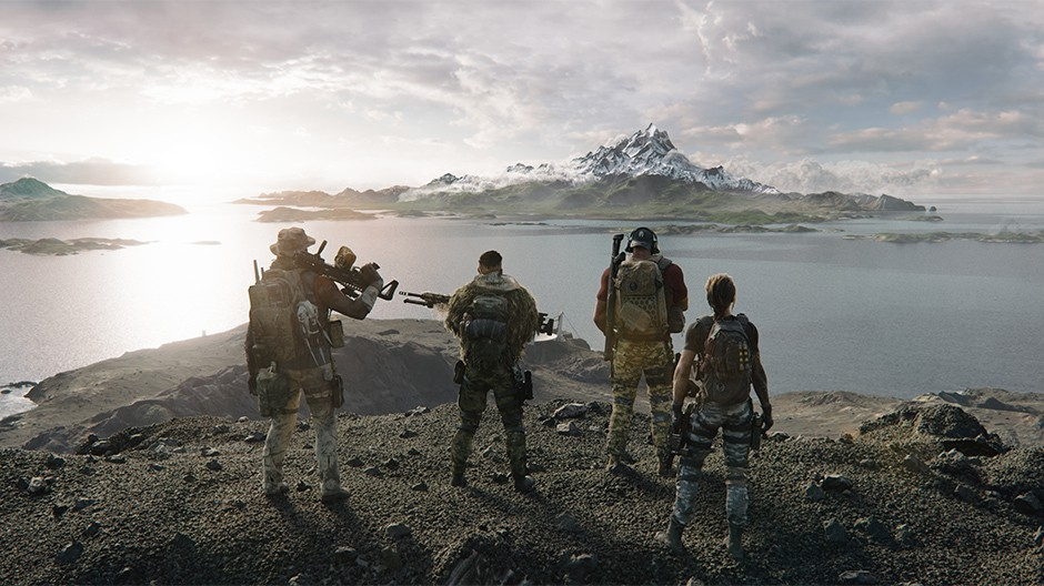 Ghost recon : breakpoint - annonce