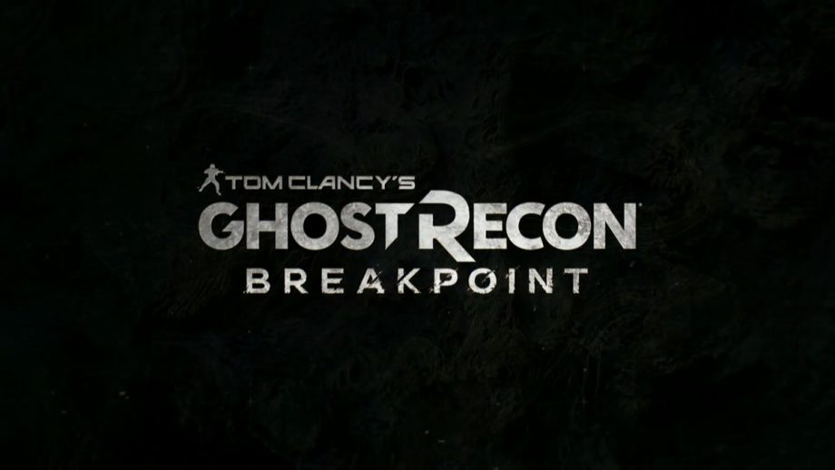 Tom Clancy's Ghost Recon : Breakpoint jaquette