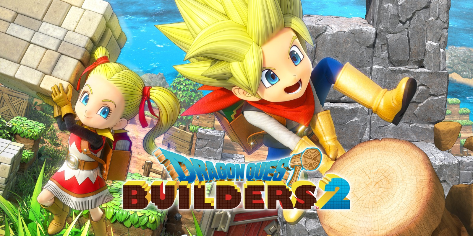 Dragon Quest Builders 2 - Quickie UNE 2