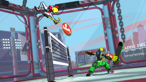 Lethal League Blaze - Volley