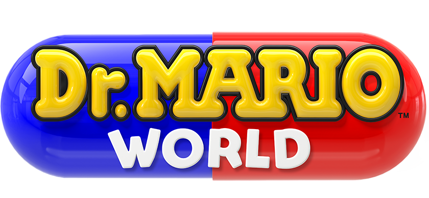 Dr. Mario World jaquette