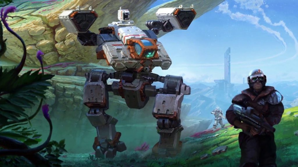 Age of Wonder : Planetfall Avant-Garde Faction