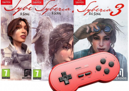 Pack accessoires syberia manette