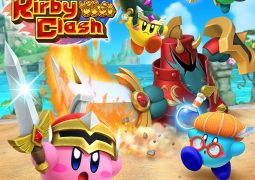 Super Kirby Clash -Test