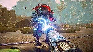 Outer Worlds - Combat 2