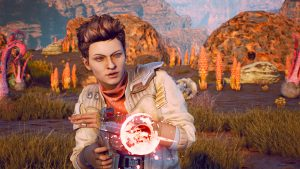 Outer Worlds - Ellie