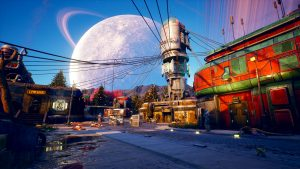 Outer Worlds - Fond