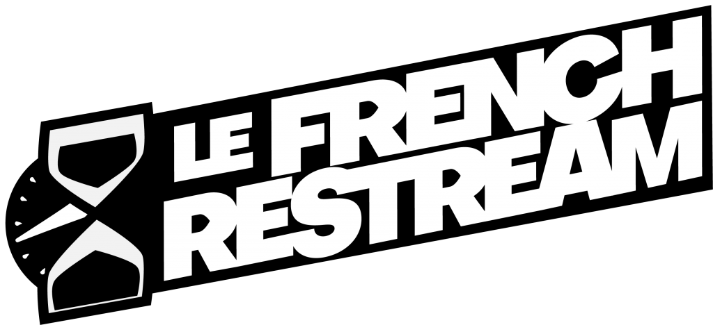 LE FRENCH RESTREAM logo