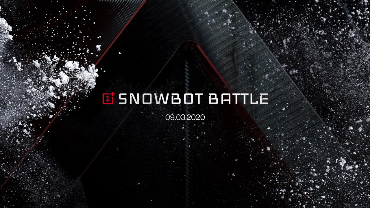 Snowbot Battle image une
