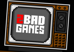 2BAD GAMES - Logo