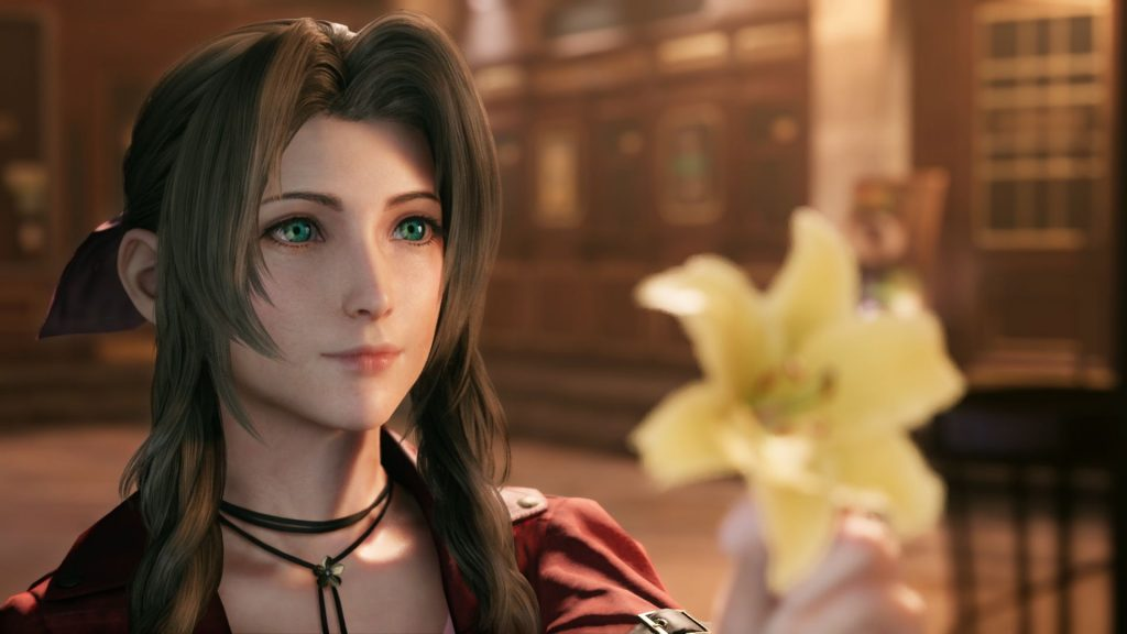 Final Fantasy VII Remake - Aerith