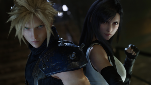 Final Fantasy VII Remake - Cloud Tifa