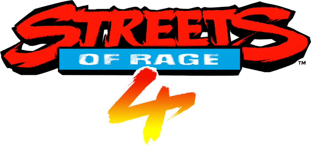 Streets of rage 4 test 2