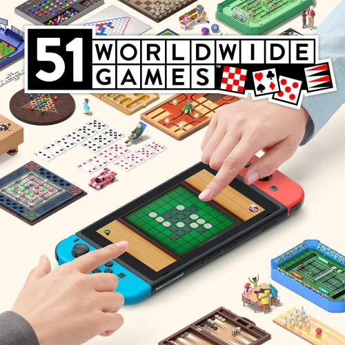 51 Worldwide Games - Alaune