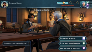 Harry Potter : Secret à Poudlard - Rowan