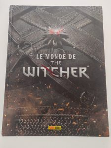 The witcher livre