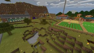 Minecraft - Camps