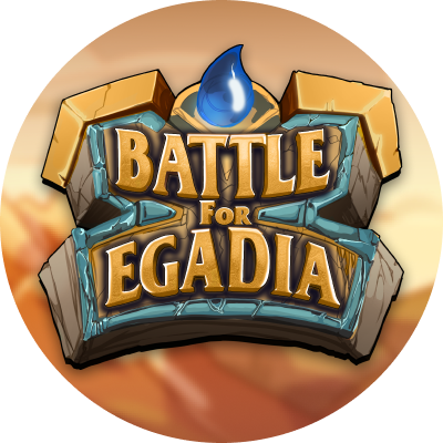 Battle for Egadia jaquette