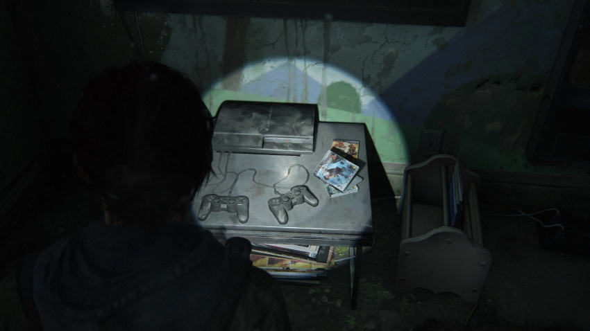 The Last of Us: Part II easter eggs - PS3