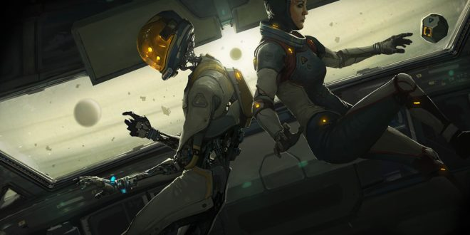 Lone Echo Facebook Gaming