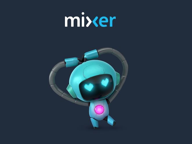 Facebook Gaming mixer icone