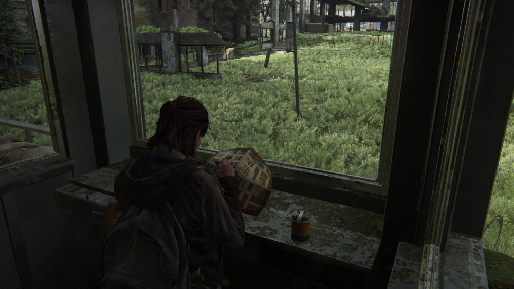 Armes The Last of Us: Part II - grenade incapacitante