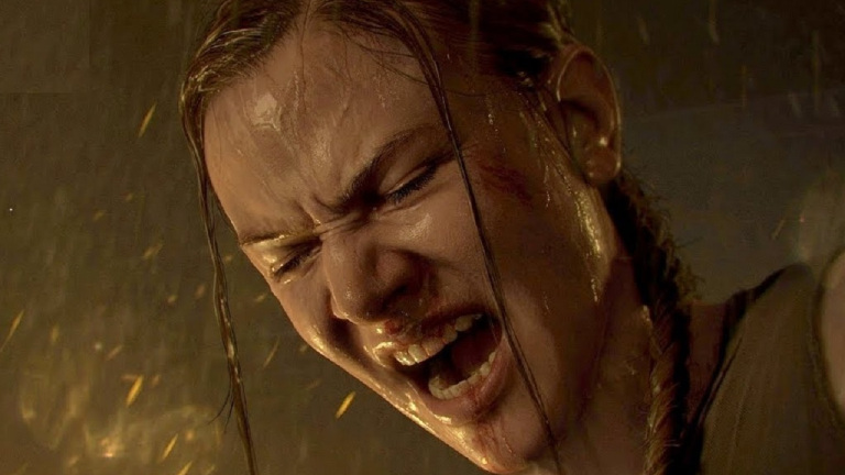 The Last of Us: Part II abby