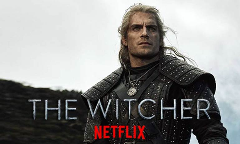 the witcher série adaptations