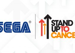 Une sega stand up to cancer
