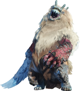 Monster Hunter Rise - Goss Horag