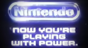 Annonce du documentaire playing with power the nintendo story : vieille pub