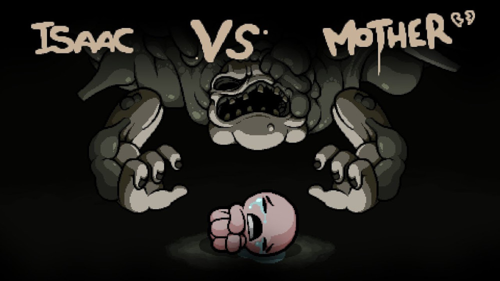 The Binding of Isaac: Repentance - Quickie Mother - Une
