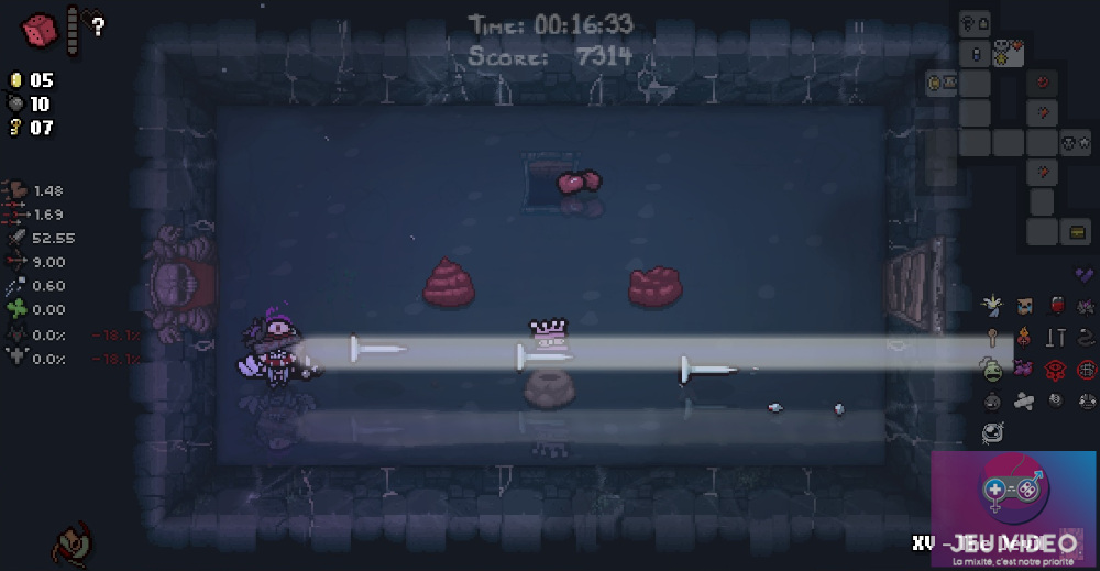 The Binding of Isaac; Repentance - test - build