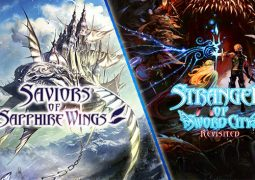 Savior of Sapphire Wings et Stranger of Sword city Revisited - Donjons, dragons et titres à rallonge