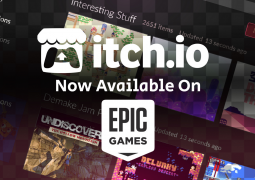 Epic games + itch,io